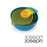 Joseph Joseph英國創意餐廚★破蛋攪拌盆四件組★40015