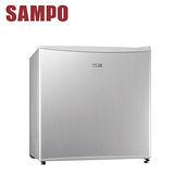 [促銷]SAMPO聲寶 47公升單門迷你小冰箱(SR-N05)不含安裝