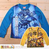 魔法Baby 男童長袖T恤 變形金剛授權正品 k44348