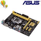 ASUS 華碩 H81M-K 主機板/1150腳位