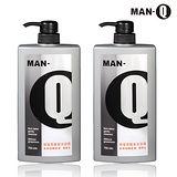【MAN-Q】檸檬馬鞭草沐浴精750ml-2入