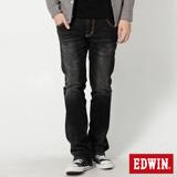 EDWIN BLUE TRIP牛皮袋蓋靴型牛仔褲-男-灰色