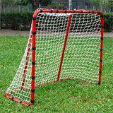 【D.L.D多輪多】 專業兒童足球、曲棍球門 大球門 可快拆 紅