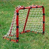 【D.L.D多輪多】 專業兒童足球、曲棍球門 小球門 免拆裝 紅