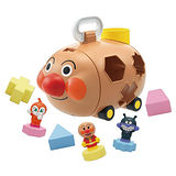 《 麵包超人 》ANP形狀認知知育玩具