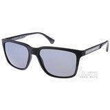 EMPORIO ARMANI太陽眼鏡 百搭偏光款(黑) #EA4047 506381