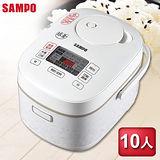 【福利品】SAMPO聲寶 10人份環流球釜電子鍋 KS-PA18Q