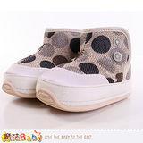 魔法Baby~寶寶鞋絨毛裡保暖靴 sh8992