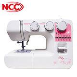 NCC 百合Lily實用縫紉機 CC-9909