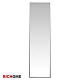 【RICHOME】里恩時尚鋁框壁鏡