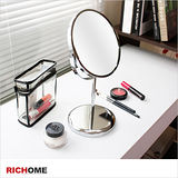 【RICHOME】格瑞絲雙面立鏡