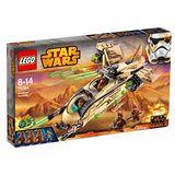【LEGO樂高積木】Star Wars星際大戰系列-武裝直升機 LT 75084