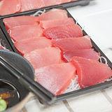【台灣鑫鮮】印度洋南方黑鮪魚TORO-赤身生魚片(1000g)