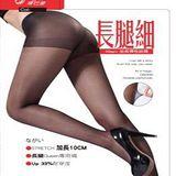 蒂巴蕾Deparee 長腿細 Magic加長彈性絲襪 6入組 自然膚/顯瘦黑/摩卡咖