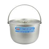OSAMA王樣極緻316不鏽鋼調理湯鍋附提把22cm電鍋內鍋