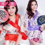 【天使霓裳】和服 牡丹戀語角色扮演服(共2色)