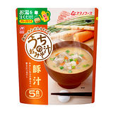 天野我家的味噌湯-豚汁5食入(11gx5入)