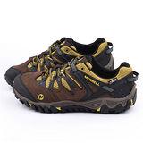 MERRELL男款 Allout Blaze Gore-Tex戶外多功能鞋ML32763-咖