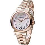 精工 SEIKO LUKIA 花漾時光機械腕錶 4R35-00J0P SRP870J1