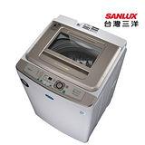 SANLUX台灣三洋15公斤超音波單槽洗衣機SW-15UF8