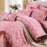 RODERLY 華麗年代 絲棉 雙人四件式兩用被床包組