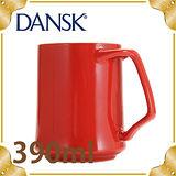【DANSK】 Kobenstyle 經典把手馬克杯- 紅