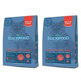 Blackwood柏萊富 特調無穀全齡貓配方(雞肉+碗豆) 貓糧 4磅 X 2包