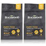 Blackwood柏萊富 特調幼犬成長配方 雞肉+米 犬糧 5磅 X 2包