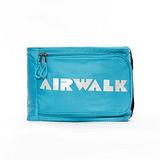 AIRWALK - 休閒簡約LOGO輕巧鞋袋-藍