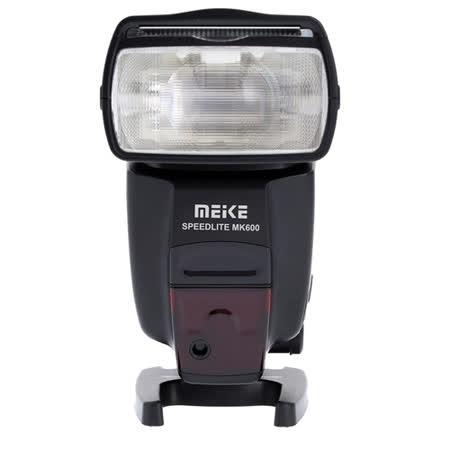 Meike 美科 MK-600 無線閃光燈 GN60 同600EX(MK 600,公司貨)-Canon