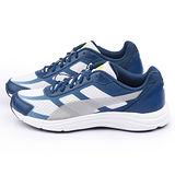 PUMA 男款Expedite 慢跑鞋187561-10-藍白
