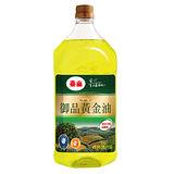 【泰山】御品黃金油(2L)
