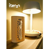 itenon洛可可古典面紙盒-橢圓頂雕風格