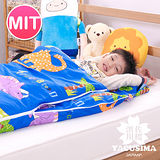 【日本濱川佐櫻-萌龍公園】純棉冬夏兩用兒童睡袋
