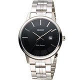 東方錶 ORIENT 日系簡約時尚紳士腕錶 FUNG8003B