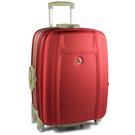 【Audi 奧迪】25吋~時尚系列TSA~Audi行李箱/旅行箱LT-71725-紅