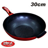 《闔樂泰》韓國SAEMMI陶瓷炒鍋-30cm