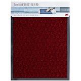 3M 朗美吸水墊-紅色(45x60cm)