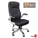 LOGIS邏爵~DIY蘇拉瓜皮墊主管椅/辦公椅/電腦椅/皮椅