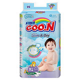 【GOO.N 日本大王】紙尿褲國際版 XL(50片X4串/箱)
