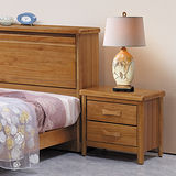 HAPPYHOME 愛莉絲1.8尺柚木床頭櫃G16-051-3