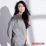 BOBSON 女款搭配蕾絲布上衣  (35072-82)
