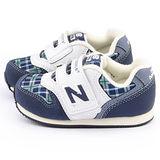 NewBalance 小童 寬楦復古運動鞋FS996NPI-丈青