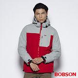 BOBSON 男款兩件式防風外套(34042-82)