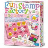 (購物車)《 4M美勞創作 》Fun Stamp Making Kit 趣味印章創作