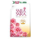 莎啦莎啦沐浴乳補充包-玫瑰嫩白800ml