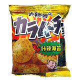 湖池屋卡辣姆久-卡辣海苔洋芋片82g