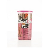 【黑師傅】捲心酥草莓(280g)