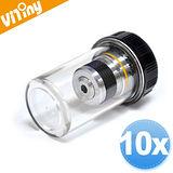 Vitiny UM06/UM08顯微鏡專用10倍物鏡