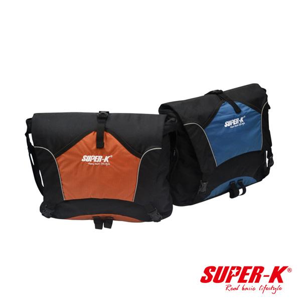 美國品牌【SUPER-K】休閒挎包